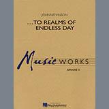 Johnnie Vinson ...To Realms Of Endless Day - Baritone B.C. Sheet Music and Printable PDF Score   SKU 300006