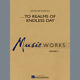 Johnnie Vinson ...To Realms Of Endless Day - Eb Alto Clarinet Sheet Music and Printable PDF Score   SKU 299993
