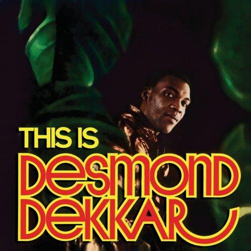 Desmond Dekker image and pictorial