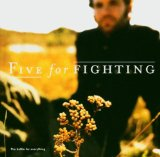 Five For Fighting 100 Years Sheet Music and Printable PDF Score | SKU 52078