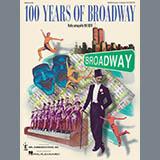Mac Huff 100 Years of Broadway (Medley) - Bb Trumpet 1 Sheet Music and Printable PDF Score   SKU 382138