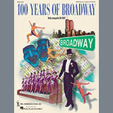 Mac Huff 100 Years of Broadway (Medley) - Drums Sheet Music and Printable PDF Score   SKU 382145