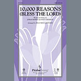 Heather Sorenson 10,000 Reasons (Bless The Lord) - Keyboard String Reduction Sheet Music and Printable PDF Score   SKU 310430