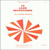 Niehaus 10 Jazz Inventions Sheet Music and Printable PDF Score | SKU 124812