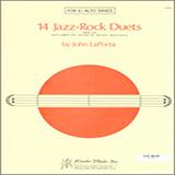 John LaPorta 14 Jazz-Rock Duets Sheet Music and Printable PDF Score | SKU 372738