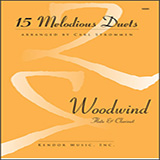 Carl Strommen 15 Melodious Duets Sheet Music and Printable PDF Score | SKU 404805