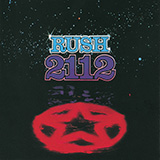 Rush 2112 - I. Overture Sheet Music and Printable PDF Score | SKU 446907