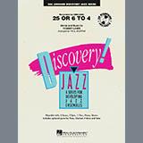 Paul Murtha 25 Or 6 To 4 - Baritone Sax Sheet Music and Printable PDF Score   SKU 297640