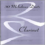 Strommen 30 Melodious Duets Sheet Music and Printable PDF Score | SKU 124860