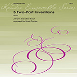 Lloyd Conley 5 Two-Part Inventions Sheet Music and Printable PDF Score | SKU 373559