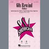 Kirby Shaw 60s Rewind - Tambourine Sheet Music and Printable PDF Score | SKU 313417
