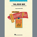 Michael Brown '60s Rock Mix - Bb Bass Clarinet Sheet Music and Printable PDF Score | SKU 370997