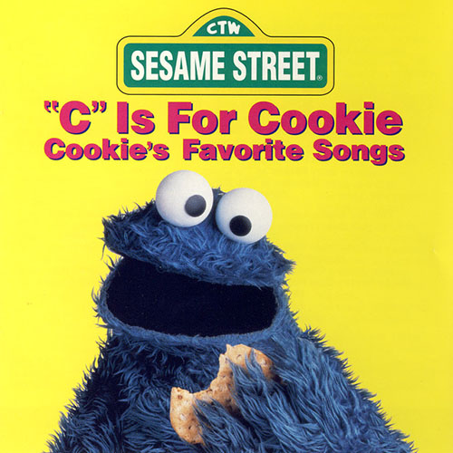 The Cookie Monster image and pictorial