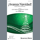 Ruth Morris Gray !Avanza Navidad! (Hurry, Hurry, Christmas!) Sheet Music and Printable PDF Score | SKU 154511
