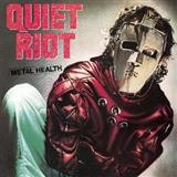 Quiet Riot (Bang Your Head) Metal Health Sheet Music and Printable PDF Score | SKU 74209