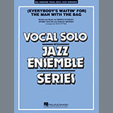Rick Stitzel (Everybody's Waitin' For) The Man With The Bag - Alto Sax 1 Sheet Music and Printable PDF Score   SKU 301787