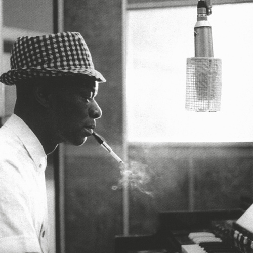 Nat King Cole image and pictorial
