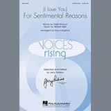 Paul Langford (I Love You) For Sentimental Reasons Sheet Music and Printable PDF Score   SKU 150499