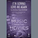 Elton John & Taron Egerton (I'm Gonna) Love Me Again (from Rocketman) (arr. Ed Lojeski) Sheet Music and Printable PDF Score | SKU 427651