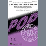 Bill Medley & Jennifer Warnes (I've Had) The Time Of My Life (arr. Mac Huff) - Synthesizer Sheet Music and Printable PDF Score | SKU 286006