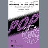Bill Medley & Jennifer Warnes (I've Had) The Time Of My Life (arr. Mac Huff) - Tenor Sax Sheet Music and Printable PDF Score | SKU 286004