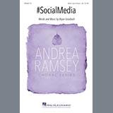 Bryan Grosbach #SocialMedia Sheet Music and Printable PDF Score | SKU 410368
