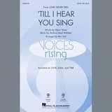 Andrew Lloyd Webber 'Til I Hear You Sing (arr. Mac Huff) Sheet Music and Printable PDF Score | SKU 409071