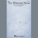 Samuel Longfellow and Brad Nix 'Tis Winter Now Sheet Music and Printable PDF Score   SKU 447988