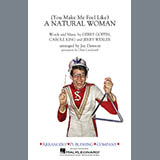 Aretha Franklin (You Make Me Feel Like) A Natural Woman (arr. Jay Dawson) - Alto Sax 1 Sheet Music and Printable PDF Score | SKU 403596