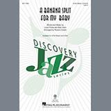 Rosana Eckert A Banana Split For My Baby Sheet Music and Printable PDF Score | SKU 175609