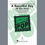 Mac Huff A Beautiful Day Sheet Music and Printable PDF Score | SKU 177648