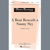 Jonathan Jenson A Boat Beneath A Sunny Sky Sheet Music and Printable PDF Score | SKU 83008