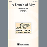 Douglas Beam A Branch Of May Sheet Music and Printable PDF Score | SKU 157959