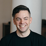 Nico Muhly A Brisk Young Lad (from 'Four Traditional Songs') Sheet Music and Printable PDF Score | SKU 122114