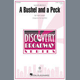 Cristi Cary Miller A Bushel And A Peck Sheet Music and Printable PDF Score | SKU 193834
