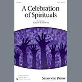 Joseph M. Martin A Celebration Of Spirituals Sheet Music and Printable PDF Score | SKU 162275