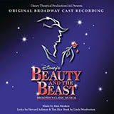 Alan Menken A Change In Me (from Beauty and the Beast: The Broadway Musical) Sheet Music and Printable PDF Score | SKU 417179