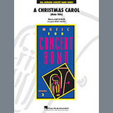 Alan Silvestri A Christmas Carol (Main Title) (arr. Robert Longfield) - Bb Tenor Saxophone Sheet Music and Printable PDF Score | SKU 419859