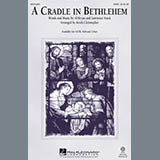 Keith Christopher A Cradle In Bethlehem Sheet Music and Printable PDF Score   SKU 289712