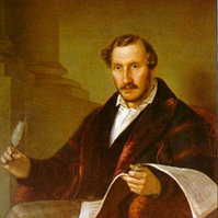 Gaetano Donizetti image and pictorial