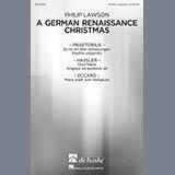 Philip Lawson A German Renaissance Christmas (Choral Collection) Sheet Music and Printable PDF Score | SKU 97094