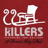 The Killers A Great Big Sled Sheet Music and Printable PDF Score | SKU 119615