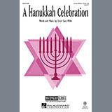 Cristi Cary Miller A Hanukkah Celebration Sheet Music and Printable PDF Score | SKU 88246