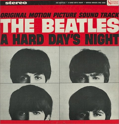 The Beatles A Hard Day's Night (arr. Roger Emerson) Sheet Music and Printable PDF Score | SKU 82411