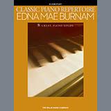 Edna Mae Burnam A Haunted House Sheet Music and Printable PDF Score | SKU 93163