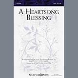 Joseph M. Martin A Heartsong Blessing Sheet Music and Printable PDF Score | SKU 177560