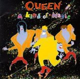 Queen A Kind Of Magic Sheet Music and Printable PDF Score | SKU 405303
