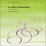 Murray Houllif A Latin Confection - Percussion 4 Sheet Music and Printable PDF Score | SKU 344631