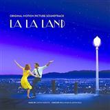 Ryan Gosling & Emma Stone A Lovely Night (from La La Land) Sheet Music and Printable PDF Score   SKU 179154