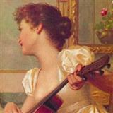Alberto C. Obregon A Ma Mie Sheet Music and Printable PDF Score | SKU 122959